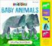LITTLE LIFT AND LISTEN: THE WORLD OF ERIC CARLE BABY ANIMALS