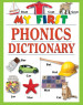 MY FIRST PHONICS DICTIONARY (HARDCOVER)