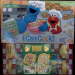 COOKTOP BOOK MINI DELUXE: SESAME STREET