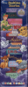 BOOK BLOCK TOWER 12 BOOK SET: DISNEY BEDTIME