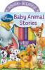 BOOK BLOCK TOWER: DISNEY BABY ANIMALS