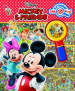 LOOK AND FIND EXTREME WITH MAGNIFYING GLASS: MICKEY MOUSE