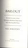 BAILOUT: AN INSIDE ACCOUNT OF HOW WASHINGTON ABANDONED MAIN STREET WHILE RESCUING WALL STREET