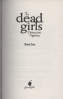DEAD GIRLS DETECTIVE AGENCY, THE