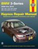 BMW 3-SERIES AUTOMOTIVE REPAIR MANUAL