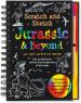 JURASSIC & BEYOND SCRATCH AND SKETCH