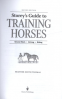 STOREY'S GUIDE TO TRAINING HORSES (2ND ED.)
