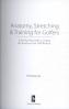 ANATOMY, STRETCHING & TRAINING FOR GOLF