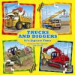 IT'S JIGSAW TIME - TRUCKS & DIGGER