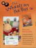 NURSERY SONG BOOK & FLOOR PUZZLE WHEEL