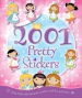 2001 PRETTY STICKERS FOR GIRLS