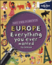 NOT FOR PARENTS: EUROPE