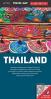 GLOBETROTTER TRAVEL MAP: THAILAND (10TH ED.)