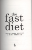 FAST DIET, THE