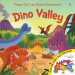 JUNIOR PRESS OUT AND BUILD: DINO VALLEY