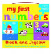 MY FIRST NUMBERS BOOK & JIGSAW SET