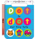 WIPE CLEAN: DOT TO DOT FOR TINY TOTS (32-PGS)