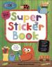 SCHOOLIES SUPER STICKER BOOK