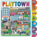 PLAYTOWN (A LIFT-THE-FLAP BOOK)