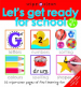 LET'S GET READY FOR SCHOOL (WIPE CLEAN)