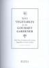 RHS VEGETABLES FOR THE GOURMET GARDENER