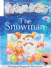 MAGNETIC PLAY SCENE: THE SNOWMAN