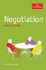 NEGOTIATION: AN A-Z GUIDE