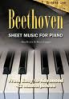 SHEET MUSIC FOR PIANO: BEETHOVEN