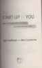 START-UP OF YOU, THE: ADAPT TO THE FUTURE, INVEST IN YOURSELF, AND TRANSFORM YOUR CAREER