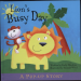 POP-UP STORIES: LION'S BUSY DAY