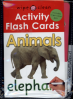 WIPE CLEAN ACTIVITY FLASH CARDS: ANIMALS