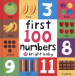 BRIGHT BABY: FIRST 100 NUMBERS