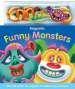 MAGNETIC: FUNNY MONSTERS