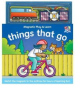 MAGNETIC PLAY & LEARN: THINGS THAT GO