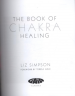 BOOK OF CHAKRA HEALING, THE