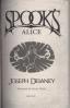 SPOOK'S: ALICE (WARDSTONE CHRONICLES #12)