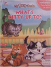MY BUSY BOOKS: WHAT'S KITTY UP TO?