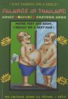 FALANGS IN THAILAND: ADULT COLOURED CARTOON BOOKS